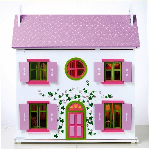Wooden Dolls House Emporium 1230 - Lilac Cottage