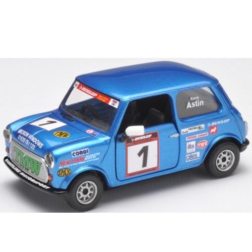 CORGI CC 82270 - MINI Se7en Racing 1, K.Astin  -