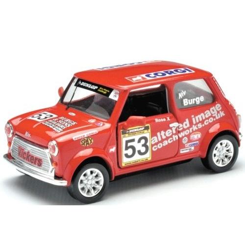 CORGI CC 82286 - MINI Miglia Racing 53, Niven Burge & Sons - Scale 1.43