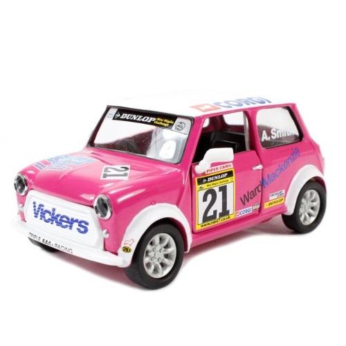 CORGI CC 82293 - Mini Miglia Aaron Smith Corgi Car 2012 - Scale 1.43
