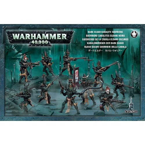 Dark Eldar Kabalite Warriors 45-07