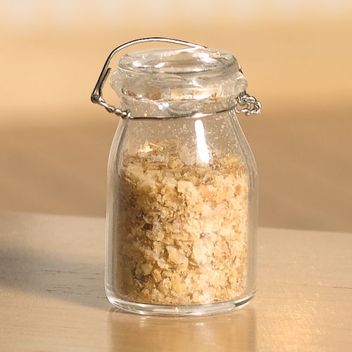 2178 - Muesli in Glass Container