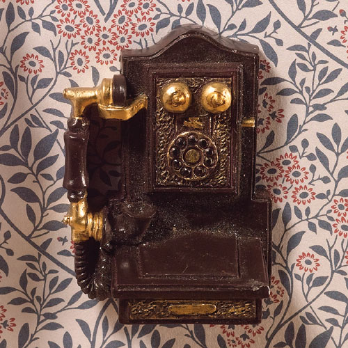 4552 - Classical Wall hung Telephone