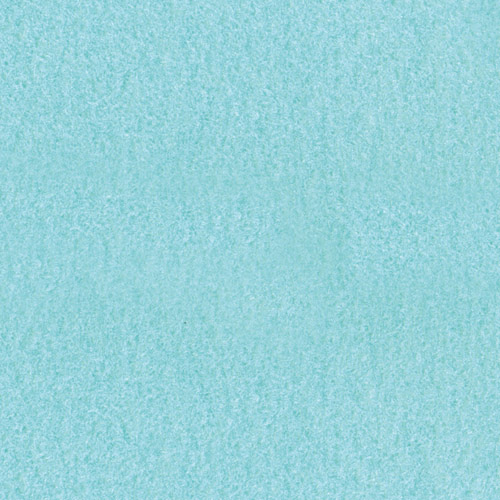 Dolls House Carpet - Pale Turquoise Self Adhesive Carpet