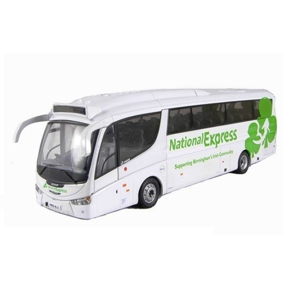 Corgi Omnibus 46202  - Scania Izaar -  National Express Dublin Bus - Scale 1.76