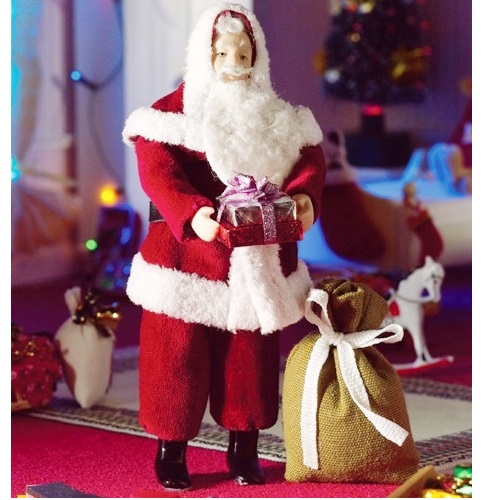Doll 4990 - Father Christmas