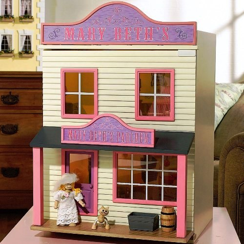 Wooden Dolls House  - Marybeths - Scale 1:12