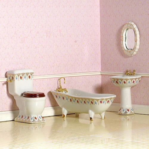 Furniture 4442 - Traditional Bathroom