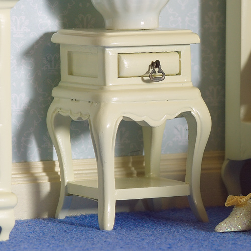 Furniture 5634 - French Style Cream Table