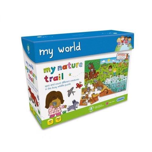 GIB1013 - My World - My Nature Trail - Age 3+