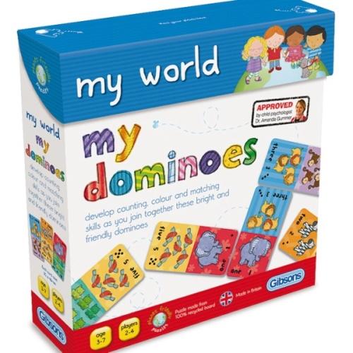 GIB1015 - My Dominoes - Age 3-9a