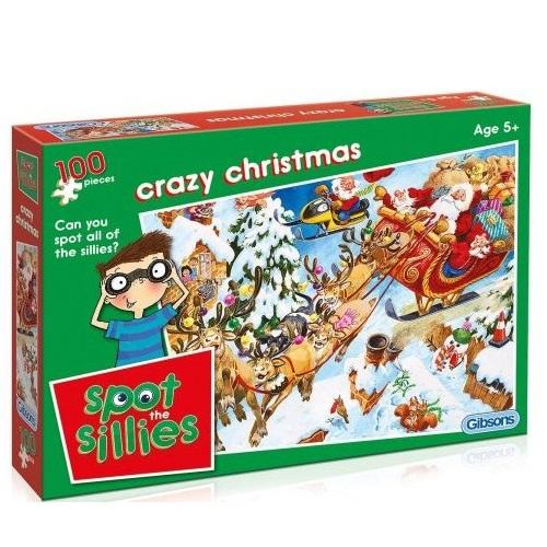 GIB1504 - Spot The Sillies - Crazy Christmas