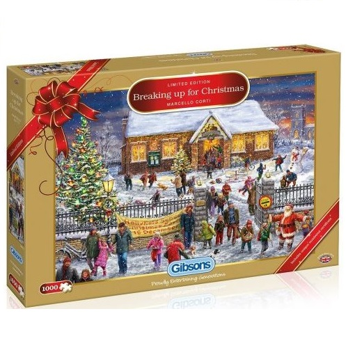 GIB2013 - Breaking Up For Christmas Ltd Edition