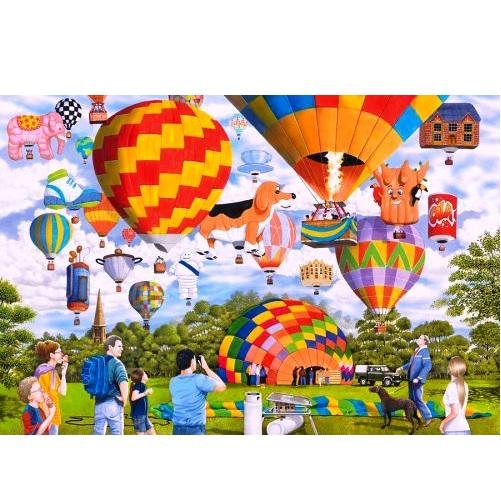 GIB2202 - Balloon Baoanza - 100 Pce