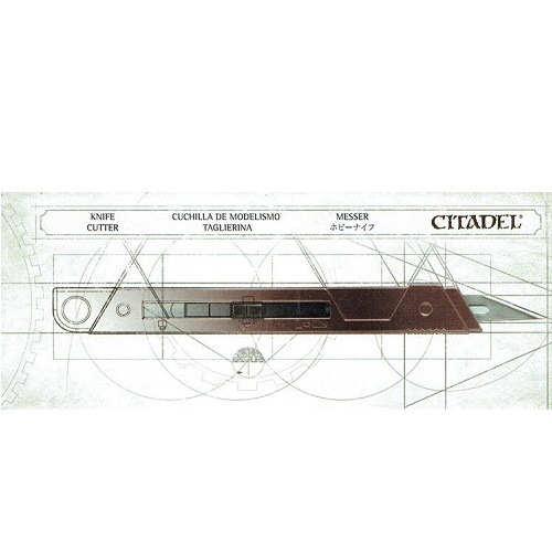 66-67 - Citadel Hobby Knife