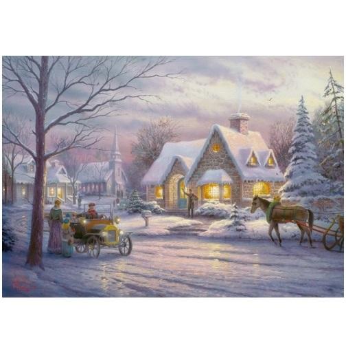 aGIB3037 - Memories of Christmas - 500 Piece aPuzzle