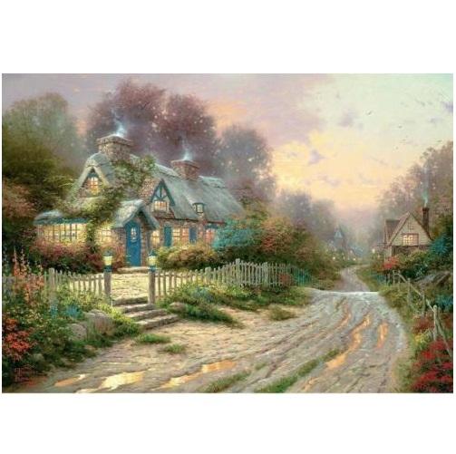 aGIB3051 - Teacup Cottage - 500 Pce a