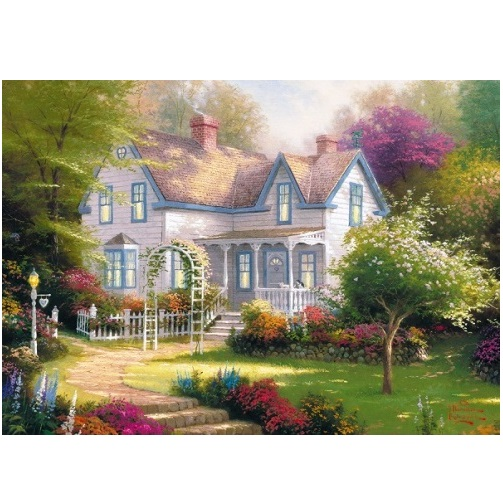 aGIB6082 - Home is Where the Heart is - 1000 Piece Puzzle