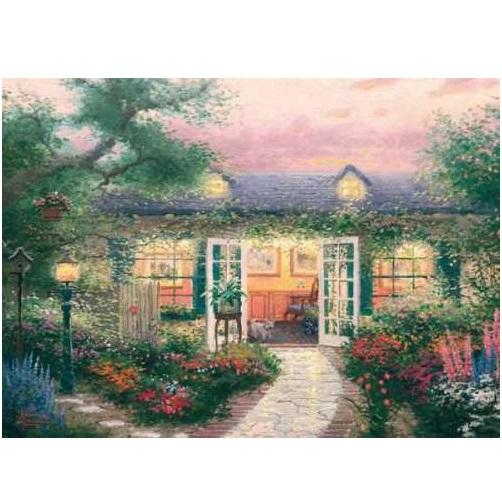 aGIB6098 - Studio in the Garden - 1000 Pce a