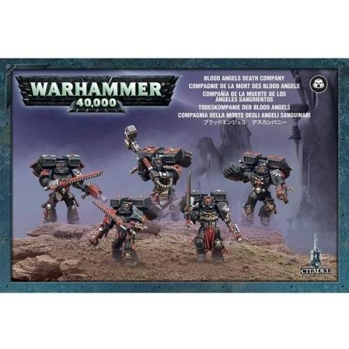 Warhammer 40K - 41-07  - Blood Angels Death Company