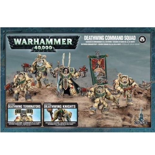 Warhammer 40K - 44-10 Deathwing Command Squad - 99120101096