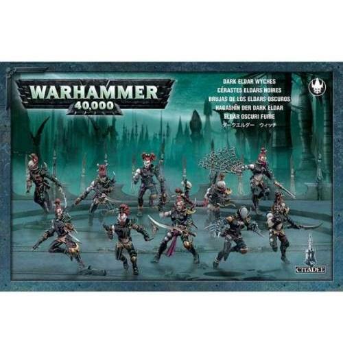 Warhammer 40K - 45-08 - Dark Eldar Wyches
