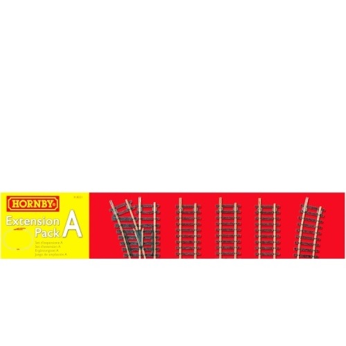 Hornby R8221 - Track Pack Extension Pack A