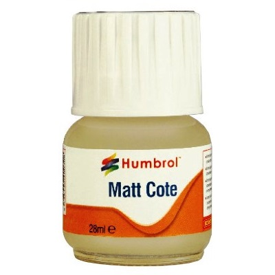 Humbrol 5601 - Matt Cote 28ml