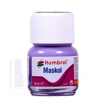 Humbrol Maskol - Maskol 28ml liquid paint mask fluid