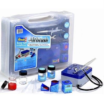 Revell 39199 - Airbrush & Compressor Set
