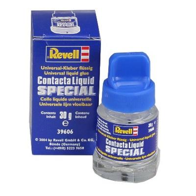 Revell 39606 - Contacta polystyrene cement,glue Liquid Special