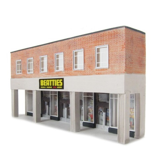 Bachmann 44-216 - Low Relief High Street Store - 00 Gauge