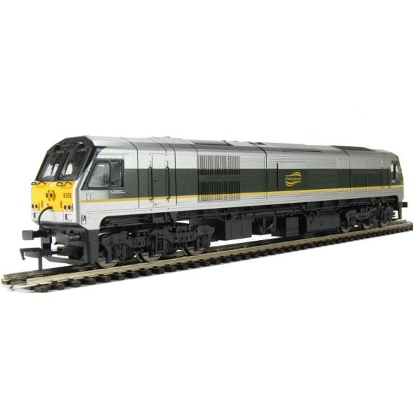 Bachmann MM8208 - Class 201 IE-New Enterprise Livery