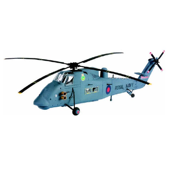 Corgi AA37602 - Westland Wessex HAS.3-XP142 - Scale 1.72