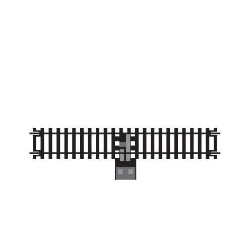 Hornby R8241 - Digital Power Track - 00 Gauge
