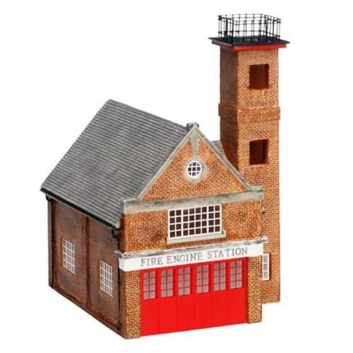Hornby R8626 - Fire Engine Station - 00 Gauge