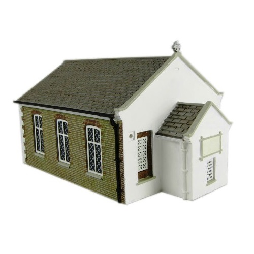 Hornby R8758 - St. Mary's Chapel - 00 Gauge