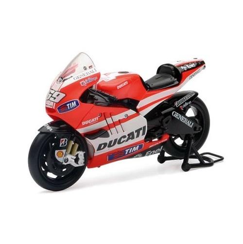 NewRay 57073 - Ducati GP11 - Nicky Hayden - Scale 1.12
