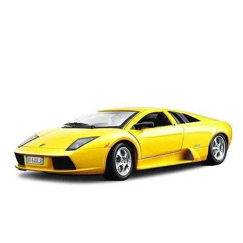 Bburago 12022Y - Lamborghini Murcielago in Yellow- Scale  1.18