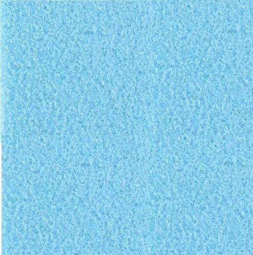 DIY192D -  Light Blue Self Adhesive Carpet