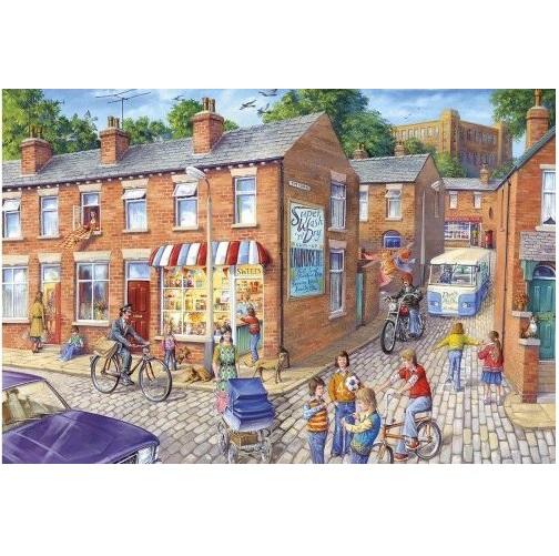 GIB3057 - The Street Where I Lived