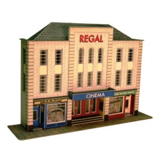Metcalfe PO206 - Cinema and 2 Shops