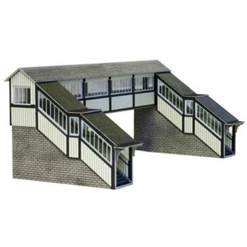 Metcalfe PO236 - Footbridge - 00 Gauge
