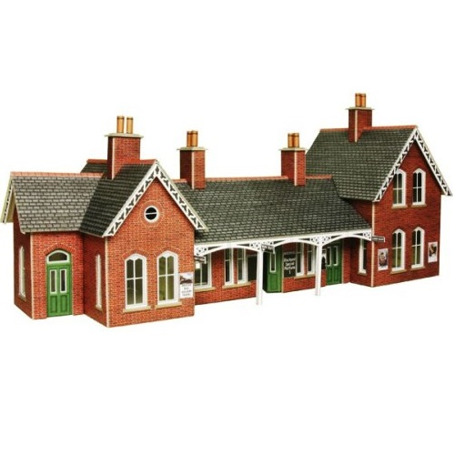 Metcalfe PO237 - Country Station - 00 Gauge