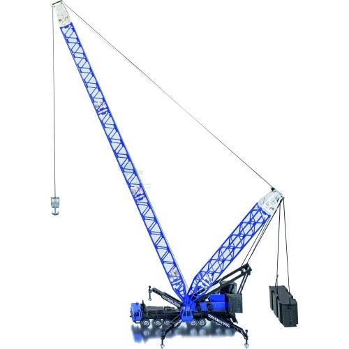 Siku 4810 - Super Crane - Double Mast - 1.55