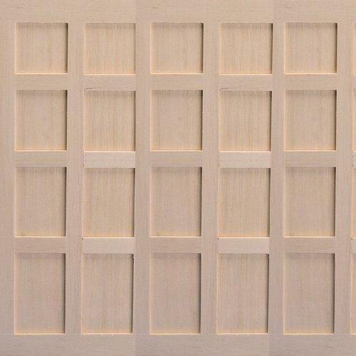 3017 - Tudor-Style Wood Panels, 3 pcs