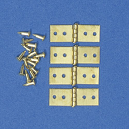 5191 - Hinges & Pins, 4 pieces