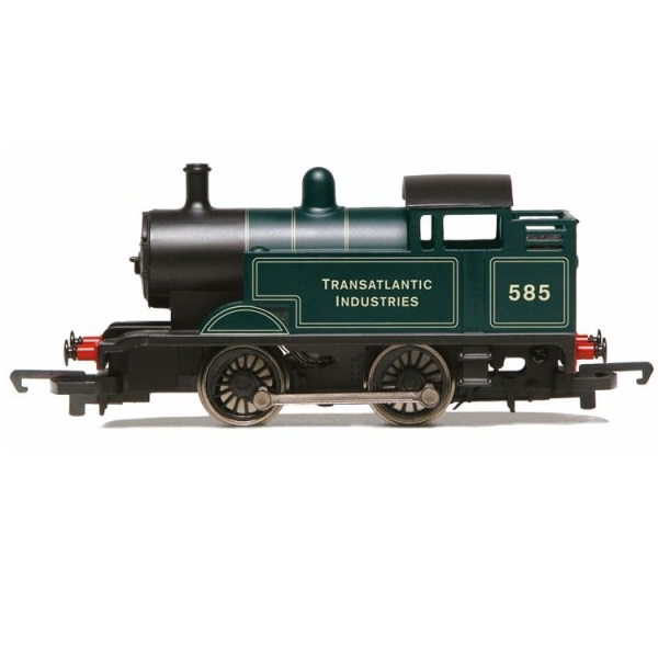 Hornby R3212 -  Transatlantic Industries Loco 0-4-0