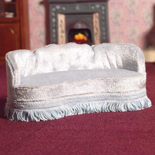3959 - Decadent Soft Blue Sofa
