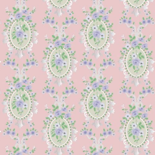 pink victorian wallpaper - photo #46